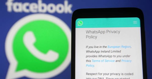 Whatsapp privacy policy updated - Chaska Club