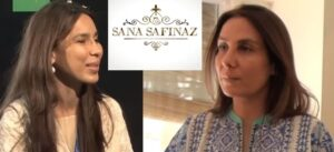 Sana Safinaz, Never went to collage but how did the famous Clothing Designer-chaskaclub